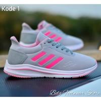 Sepatu Wanita Adidas Running Olahraga Neo / Zoom / Quest Women Import