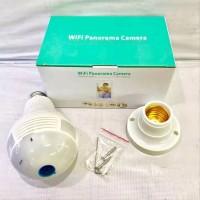 CCTV wireless wifi 3MP 1080p camera bohlam ip cam