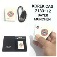 KOREK API CAS USB BAYER MUNCHEN 2133-12 KOREK ELEKTRIK CHARGER LIGHTER