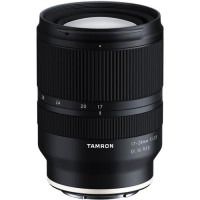 Tamron 17-28mm f2.8 Di III RXD lens for Sony FE mount
