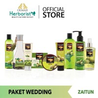 "Herborist Paket Zaitun ""Wedding Package"""