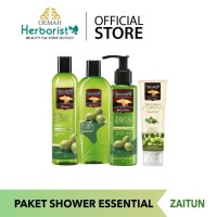 "Herborist Paket Zaitun ""Shower Essential"""