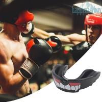 pelindung gigi mouth guard buat tinju MMA silat basket