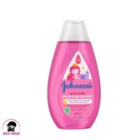 JOHNSONS Kids Shampoo Active Kids Shiny Drops Sampoo Bayi 200 ml