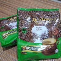 Oldtown White Coffee Hazelnut 3 in 1