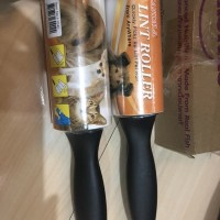 Roller pembersih Roll Bulu Kucing anjing kelinci Lint Roller