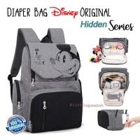 DIAPER BAG DISNEY ORIGINAL HIDDEN SERIES / DIAPER BAG ORIGINAL DISNEY
