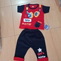 Baju anak laki laki stelan fashion 1 - 2 tahun