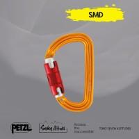 Carabiner Sm D Petzl Twist Lock