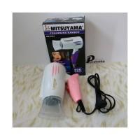 Hair Dryer Lipat Mitsuyama MS-5101 / Pengering Rambut Lipat 2 Suhu