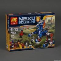 brick Nexo Knights Lance s Mech Horse Lele