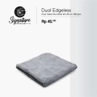 Dual Edgeless by Signature | Microfiber Towel Dual Side 40x40cm 380gsm
