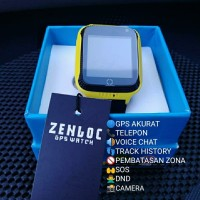 Smartwatch IMO/GPS With Camera Merk ZENLOC X3 ORIGINAL/GPS MOBIL/MOTOR