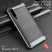 Anti Crack Soft Case Xiaomi Mi 9 Mi9 Softcase Silikon Casing Cover Gel