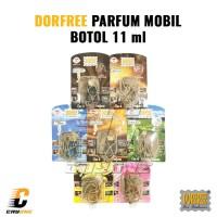 DORFREE Botol Parfum Pengharum Pewangi Mobil Rumah 11 ml