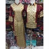 baju songket palembang couple