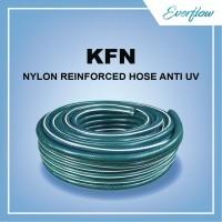 Selang Air Anti Lumut Kemanflex Benang Nylon UV 1/2 inch