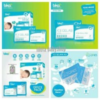 Ice gel bka untuk botol asi/cooler box/cooler bag
