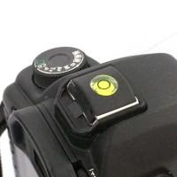 Hotshoe Universial Camera Bubble Spirit Level Flash Hot Shoe Kamera