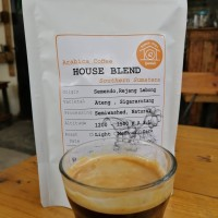 Kopi Espresso House Blend Arabika South Sumatera