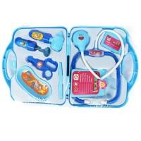 Mainan Anak Dokter-Dokteran Doctor Toy Set Koper - Pink dan Blue