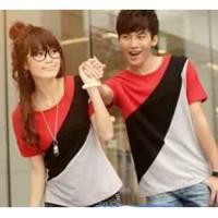 Baju Couple Kaos Oblong Pasangan Soulmate Sl1sh 11185