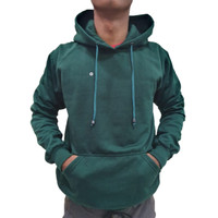JAKET SWEATER POLOS HOODIE JUMPER GREEN FOREST