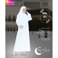 Baju Gamis Umroh&Haji Polos NBC 01 - XS