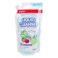 New Pigeon Liquid Cleanser 700ml Refill Sabun Cuci Botol Bayi