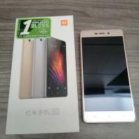 Handphone xiaomi redmi 3S/Ram 3/32 GOLD 4G