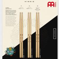 Stick Drum Meinl 7A 5A 5B Hybrid Tip - Hickory Wood Drumstick - Stik