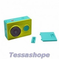 Tutup Baterai dan USB Port untuk Xiaomi Yi TTYI02 Green