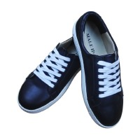 SH02 BLACK SYNTH SHOES