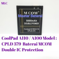 Baterai Coolpad Roar A110/A100 Model CPLd 379/CPLD379 Double IC Protec