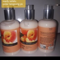 Hand and body lotion M&S mark n spencer.. Peach & almond..