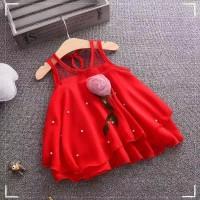 Dress pesta anak import murah berkualitas / baju pesta anak