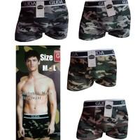 Celana Dalam Pria Motif Army