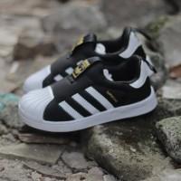 sepatu anak Adidas superstar 360 slip on original