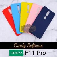 Oppo F11 Pro CANDY CASE Softcase Babyskin case Macaron SoftCase