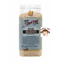 Bob s Red Mill instant rolled oats 453 gr cukup diseduh