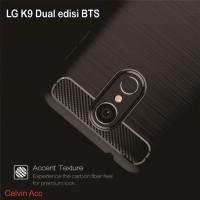 Case LG K9 Dual Softcase Brushed Armor