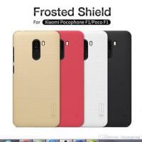 Hardcase Nillkin Frosted shield case Xiaomi Pocophone F1 poco F1
