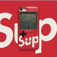 Tetris Game Nostalgia Case for iPhone 6 7 8 Plus X Supreme