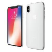 ASENARU iPhone XS Max Casing - Super Slim Signature - Glacier White