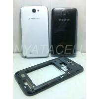 Casing Fullset Samsung Galaxy Note 2 N7100 Original Housing Bezel