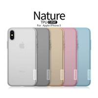 IPhone X Soft Case NILLKIN NATURE Series