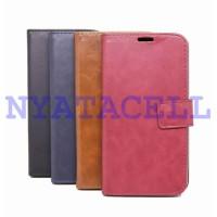 Vivo V9 Flip Cover Wallet Case Leather Flipcase Cover Kulit Casing