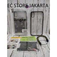 Ringke Fusion Casing For iPHone XR Smoke Black