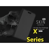 Case Iphone X Case Iphone XS Max Dux Ducis Original Premium Leather El
