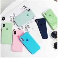 Liquid Candy Matte Case ORIGINAL Silikon IPHONE 6 6S 7 8 PLUS Iphone 6